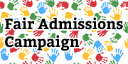 Support the Fair Admissions Campaign