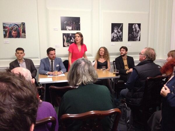 Labour Humanists Fair Admissions event