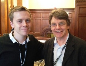 Owen Jones and Simon Barrow